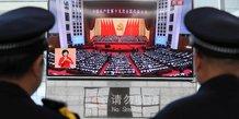 Xi Jinping, CHine, PCC, Congrès,