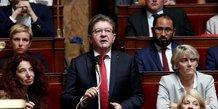 Mélenchon, Assemblée nationale, député, La France insoumise,
