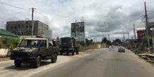 Gabon Libreville armée 2016