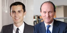 Xavier d'Aumale, Barnaby Noble, Russell Reynolds Associates France