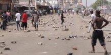 Togo manifestations Lomé