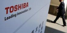 Cession des puces: toshiba s'attend a une perte d'un milliard de dollars