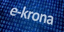 Suède e-couronne e-krona Riksbank
