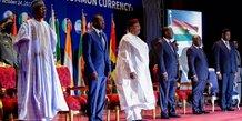 Sommet monnaie unique CEDEAO