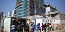emploi chômage Afrique du Sud
