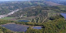 La centrale solaire de Decazeville (12) a été inaugurée par Valeco le 17 novembre 2017