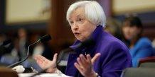 Janet yellen ne s'exprime pas sur la politique monetaire aux usa