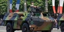 Renault Trucks Defense, RTD, VAB,