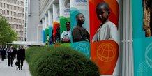 Banque mondiale siège