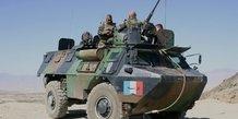 VAB armée de terre Nexter Renault Trucks Defense