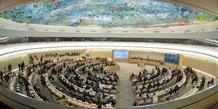 CDH Conseil droits de l'homme