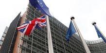 L'ue ouvre la deuxieme phase de negociations sur le brexit