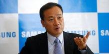 Samsung veut doubler la part de l'afrique dans son chiffre d'affaires mondial