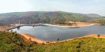 barrage Kaléta Guinée