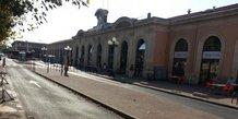 Le chantier du PEM vise à retourner la gare de Bziers vers le centre-ville et de l'interconnecter au réseau de mobilité régional