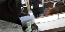 Guichet banque argent Côte d'Ivoire