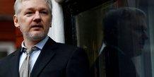 Assange demande a londres la levee de son mandat d'arret