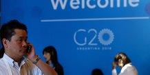 G 20 finances