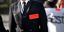 Pilote, grève, Air France,