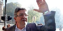 Melenchon appelle a deux manifestations anti-macron a marseille