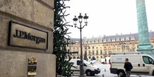 JP Morgan place Vendome Paris