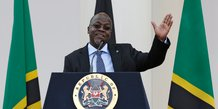Magufuli Tanzanie