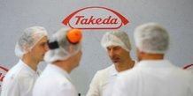 Shire pret a recommander une offre de 46 milliards de livres de takeda