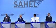 Conférence Sahel Bruxelles février 2018