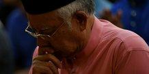 Perquisition au domicile de l'ex-premier ministre malaisien