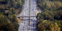 Hausse de 1% a 2% des peages d'autoroute en 2018, selon le journal du dimanche