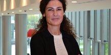 Isabelle Simon, directrice des relations régionales SFR en Méditerranée